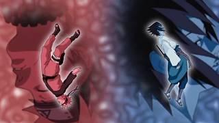 Naruto x Sasuke - Don't Leave Me *AMV* full version [CC]