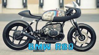 getlinkyoutube.com-BMW R80 CAFE RACER