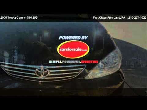 2005 Toyota Camry XLE V6 - for sale in Philadelphia, PA 19140