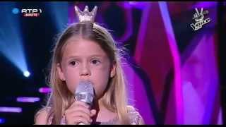 "getlinkyoutube.com-Filipa Ferreira - ""You Raise Me Up"" - Gala - The Voice Kids"