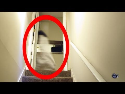 The Haunting Tape 9 ghost Caught On Video
