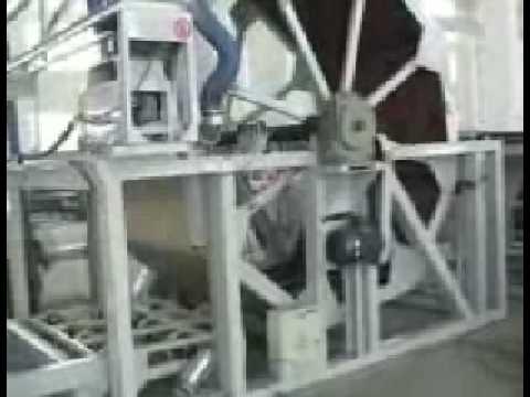 Octagonal drum type honeycomb paper machine, paper honeycomb machine, beehive paper machine, paper beehive machine -6nfsLN43gVQ