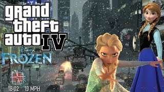 getlinkyoutube.com-GTA-IV Frozen The Ballad of Gunfire