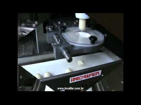 Incalfer - Máquinas para  salgados - Formax