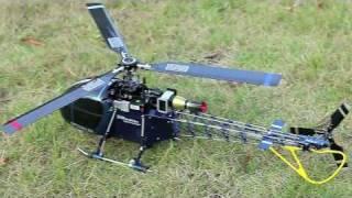 """getlinkyoutube.com-HeliPal.com - Walkera 4F200LM """"Lama315B"""" Scale Helicopter Teaser"""