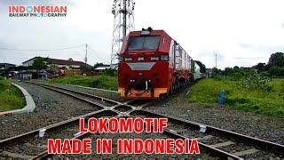 getlinkyoutube.com-Kereta api Luar Biasa Merah [1/2]