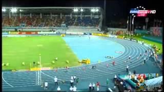 getlinkyoutube.com-4x100 Men Final World Relays Bahamas 2014. Jamaica