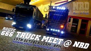 getlinkyoutube.com-NRD Wakefield 1st 1/14 Tamiya Truck Meet October 2016 Route 666