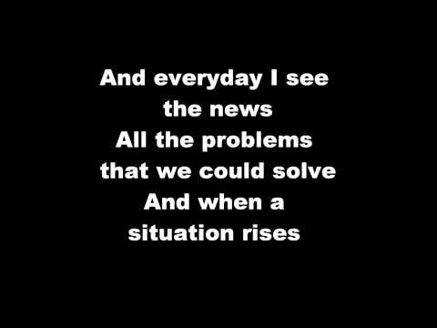 One Republic - Secrets [LYRICS]