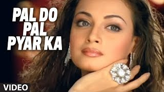 "getlinkyoutube.com-Pal Do Pal Pyar Ka Video Song - Adnan Sami ""Teri Kasam"""