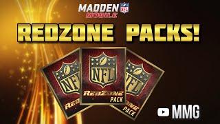 getlinkyoutube.com-Red Zone Pack Opening! Madden Mobile 16