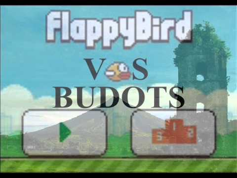 Flappy Bird vs budots (dj26 corny mix)