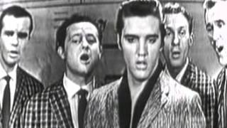 getlinkyoutube.com-1957 Elvis Presley   Peace in the valley Sullivan mpeg1video