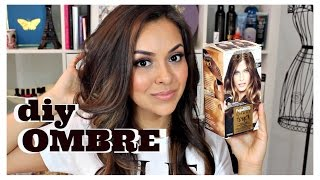 getlinkyoutube.com-DIY Ombre Hair Using L'oreal Ombre Touch Kit | Review - TrinaDuhra