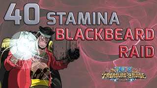 getlinkyoutube.com-Walkthrough for Blackbeard 40 Stamina (Global) [One Piece Treasure Cruise]