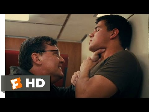 Abduction (8/11) Movie CLIP - The Train Fight (2011) HD