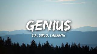 LSD   Genius (Lyrics) Ft. Sia, Diplo, Labrinth