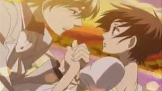 getlinkyoutube.com-Ouran High School Host Club - Episode 26 - Tamaki x Haruhi Scene