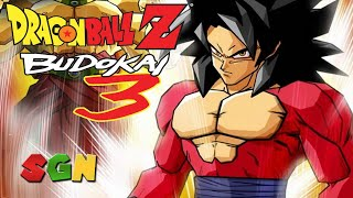 getlinkyoutube.com-Sessão Gamer Nostálgico: Dragon Ball Z Budokai 3 - PlayStation 2