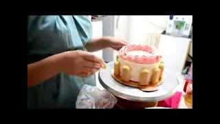getlinkyoutube.com-生日蛋糕裝飾教學