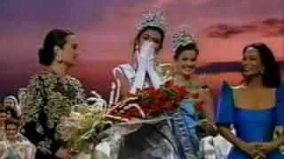 getlinkyoutube.com-Miss Universe 1994 - Crowning Moment