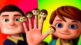 getlinkyoutube.com-Finger Family | Finger Family Videogyan | 3D Animation- Finger Family Nursery Rhyme For Children