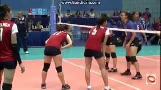 getlinkyoutube.com-Volleyball Women's Indonesia vs Vietnam SEA Games Singapore 2015 Part 1
