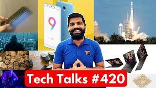Tech Talks #420 - Redmi Note 5 Launch, Self Parking Slippers, Falcon Heavy, Google Motion Stills