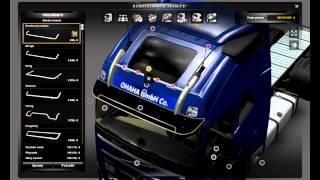 getlinkyoutube.com-Euro Truck Simulator 2 Volvo FH13 + Super Tuning