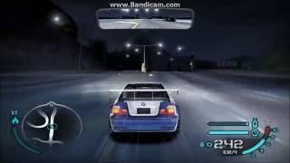 getlinkyoutube.com-BMW M3 GTR engine sound: NFSMW vs NFSC