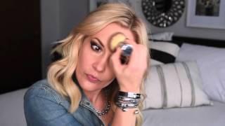 getlinkyoutube.com-Younique Makeup tutorial \| BB cream & Pressed powder