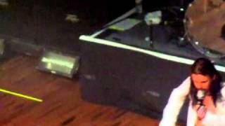 getlinkyoutube.com-Apocalyptica-Perttu Kivilaakso talking to the crowd 3/23/11