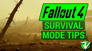 getlinkyoutube.com-FALLOUT 4: Top 5 Survival Tips For SURVIVAL MODE Release! (Staying Alive in Survival Overhaul)