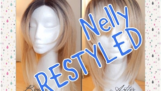 Freetress Equal Nelly - RESTYLED