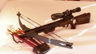 getlinkyoutube.com-Armbrust 74,8kg crossbow