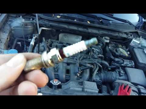 Замена свечей Mazda CX-5
