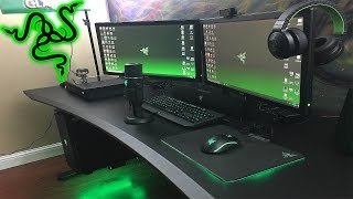 (MUST SEE) THE BEST RAZER GAMING SETUP OF ALL TIME!!!