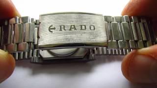 getlinkyoutube.com-Rado Diastar Watch