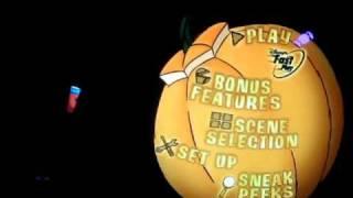 poohs heffalump halloween movie dvd menu youtube