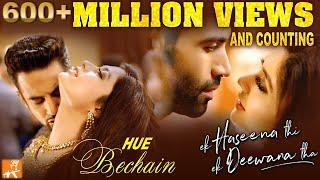 Hue Bechain | Ek Haseena Thi Ek Deewana Tha | Music - Nadeem, Palak Muchhal width=