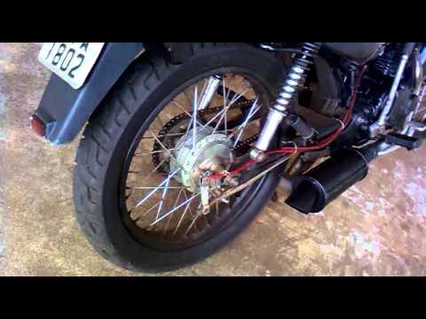 Honda CG Titan 98 - Catarina