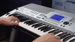 getlinkyoutube.com-YAMAHA PSR-S550 Tips (Russian)