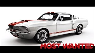 getlinkyoutube.com-Need for Speed Most Wanted '12 Ford Mustang Shelby GT 500