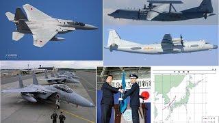 getlinkyoutube.com-挑戰新聞軍事精華版--中國軍機闖日本海,日緊急派戰機攔截