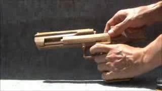 "getlinkyoutube.com-ปืนทำจากไม้ ยิงได้จริง""""(ake)"