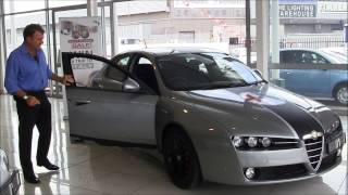 getlinkyoutube.com-Surf4Cars Used Car Guide To The 2012 Alfa Romeo 159 1750ti