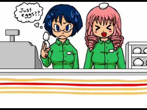 Konbini / Convenience Store