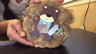 getlinkyoutube.com-baby shower corsage DIY
