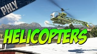 getlinkyoutube.com-HELICOPTER IN WAR THUNDER (Actually Working)