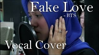 Fake Love - BTS 방탄소년단 (Semi Live Cover)